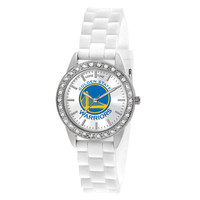 Golden State Warriors NBA Women's Frost Series Watch