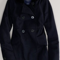 AEO Women's Wool Pea Coat