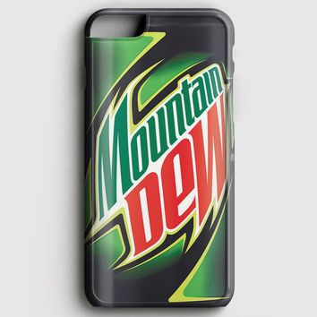 Funny Mountain Dew iPhone 6/6S Case