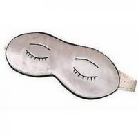 Buy Mary Green Luxury Lingerie - Mary Green Pink Sleeping Sleep mask  | Journelle Fine Lingerie