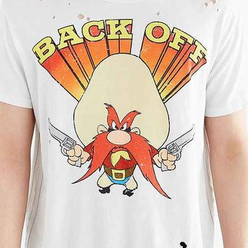 TRUNK LTD Yosemite Sam Destroyed