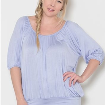 Plus Size Tops | Charlene Top (Classic) | Swakdesigns.com