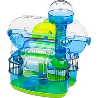JW Petville Roll-A-Coaster Small Animal Habitat