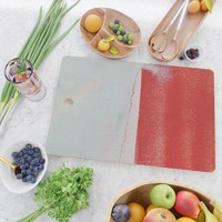 what remained Cutting Board by duckyb