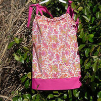 """Only One, custom pillow case dress,"""" Inspired by Grace"""", girls size 4"""