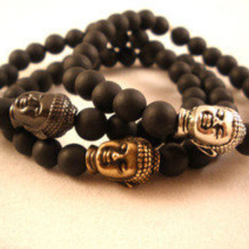 Shop-Savage — Buddha Bracelet