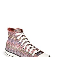 Converse x Missoni Chuck Taylor All Star High Top Sneaker