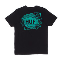 HUF - NATIVE TEE FALL13 // BLACK