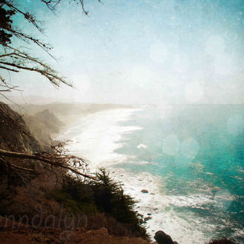 The End is the Beginning - PHOTO, pacific coast photography, pacific ocean, big sur california