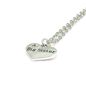 Big Sister, Middle Sister, Little Sister, Necklace