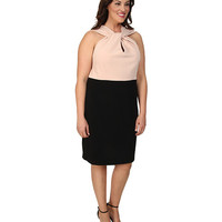 Mynt 1792 Plus Size Cocktail Dress Rose - 6pm.com