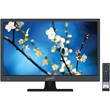 "Supersonic 15.6"" 720p Ac And Dc Led Tv"