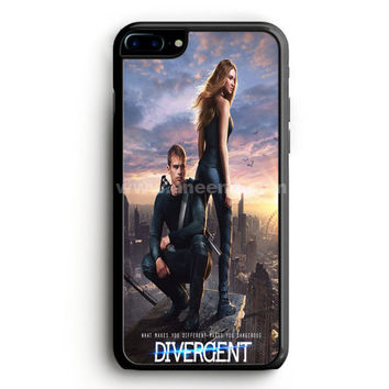 Divergent, Mortal Instrument, And Hunger Game iPhone 7 Plus Case | aneend