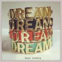 Dream Affirmation Bracelet