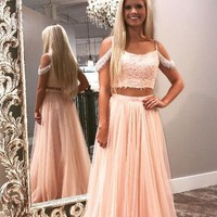 Lace tull dress saved to Beautiful dresses prom dresses