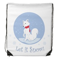 Let It Snow! (Arctic Fox)