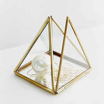 Magical Thinking Pyramid Mirror Box