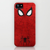 Spider-Man iPhone Case by TheLinC | Society6
