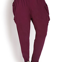 Must-Have Harem Pants | FOREVER21 PLUS - 2000069899