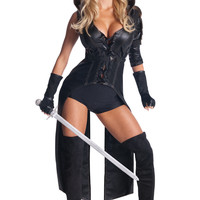 Sweet Pea Women Sexy Adult Costume