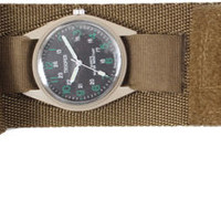 Coyote Brown Military Nylon Commando Watch Band