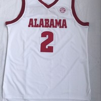 UA 2 Collin Sexton Basketball Jersey