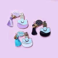 Kitty Perfume Pins
