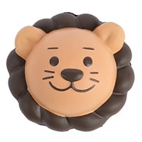 Vigeiya Squishies Lion Panda Bear Monkey Pippy Puppy Dog Lamb Crabs Elephant Kawaii Cute Silly Squishys Toy Slow Rising Stress Relief Soft Toys Kids Adult Gifts