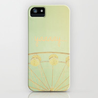 Yay it Away iPhone & iPod Case by RichCaspian