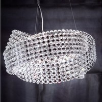 Diamante Suspension Lamp | Marchetti | Suspension lamps | Lighting | AmbienteDirect.com