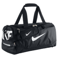 Nike Team Training Max Air (Small) Duffel Bag (Black)