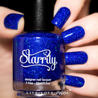 Starrily Ho Ho H2O Nail Polish (Reason's Greetings Collection)