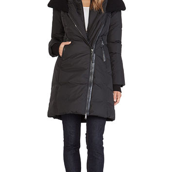 Mackage Brigid Jacket in Black