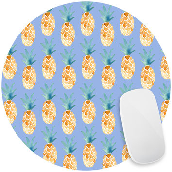 The Pineapple Mouse Pad Decal