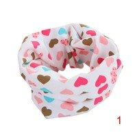 New Fashion Baby Bibs Autumn Winter Kids Baby Scarf 100% cotton Ring Scarf Baby Accessories S4