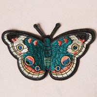 Butterfly Patch - Patches & Pins - Accessories