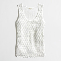 Factory tiered lace tank - 40-50% Off Shorts & Tees - FactoryWomen's FactoryWomen_Feature_Assortment - J.Crew Factory
