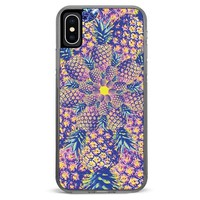 Pineapple Spiral iPhone Xs Max case