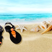 CLOS Interchangeable Magnetic Sandals
