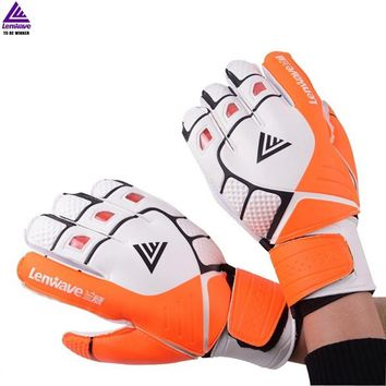 Football Sponge Goalkeeper Gloves 6 9 10 size protection Finger Gloves AND Winter Gloves Skiing Lady Men
