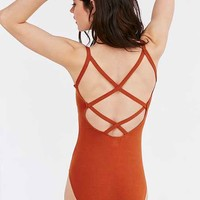 Danskin Crossback Leotard