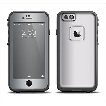 The Chrome Reflective Apple iPhone 6 LifeProof Fre Case Skin Set