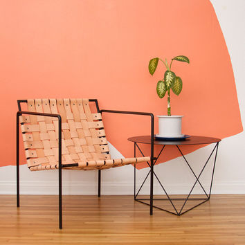 Rod + Weave Chair by Eric Trine