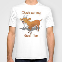 Check out my Goat Tee T-shirt by Mailboxdisco