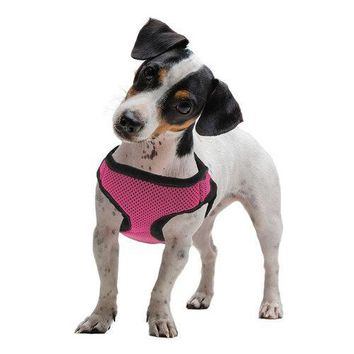 Extra Small Pink Soft'n'Safe Dog Harness