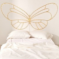 Butterfly Wings Light Sculpture | Urban Outfitters