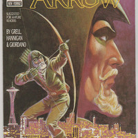 Green Arrow; V2, 1. NM+. Feb 1988. DC Comics