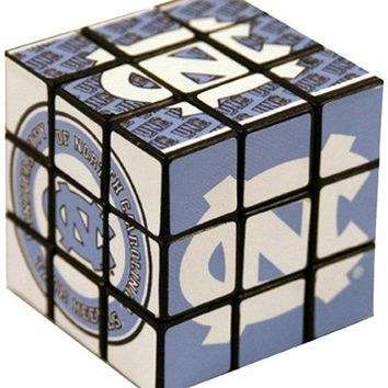 North Carolina Tar Heels Tradition Toy Puzzle Cube