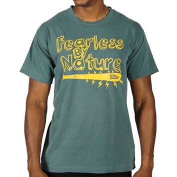 Fearless By Nature Tee in spruce
