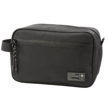 HEX Aspect Black Dopp Kit